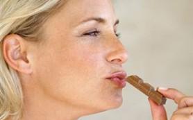 Шоколад как необходимость для женщин за 50