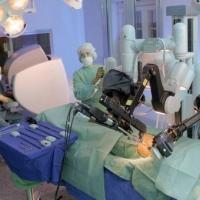 Робот провел операцию на открытом сердце