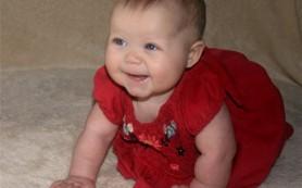 В возрасте 6 месяцев уровень развития у детей с аутизмом и без него одинаковый