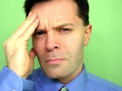 Негативные эмоции повышают риск инсульта