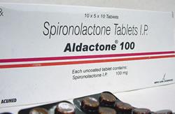 Спиронолактон не улучшает симптомы недостаточности кровообращения