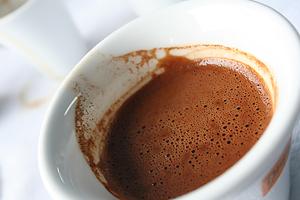 Вареный греческий кофе способен укреплять сосуды