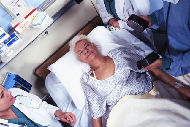 Петербургскую систему медицинской помощи при инфаркте специалисты назвали неэффективной