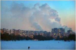 Выявлена связь между загрязненным воздухом и атеросклерозом