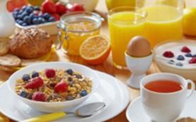 Завтрак защищает мужчин от болезней сердца