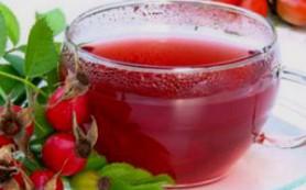 Напиток с шиповником оградит от сердечных недугов даже полных людей