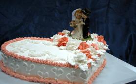 Лучшие свадебные торты на заказ