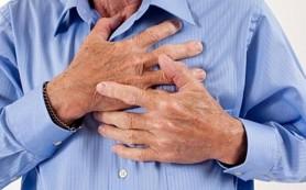 Первая помощь при инфаркте