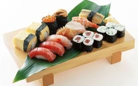 Суши содержат компонент, вызывающий сердечный приступ