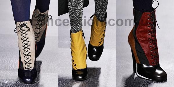 Выбор ботинок к зиме