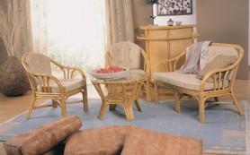 Плетеная мебель для дачи — изысканный индикатор стиля