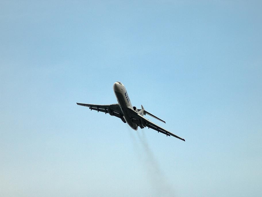 Шум самолетов доводит до сердечного приступа