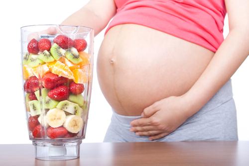 Питание матери оказывает влияние на развитие болезни Альцгеймера у ребенка