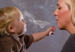 Пассивное курение, или об угрозе инфаркта у… детей