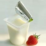 Йогурт защищает от повышения давления