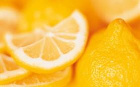 Пять серьезных болезней, от которых защитит лимон