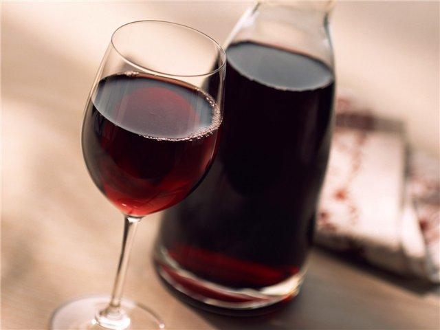 Два стакана красного вина в день вдвое уменьшают риск сердечного приступа — ученые
