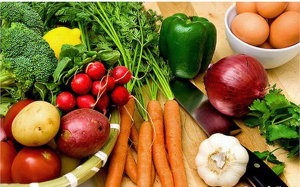 Вегетарианская диета снижает давление