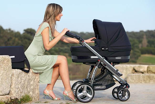 Правила выбора коляски для новорожденного