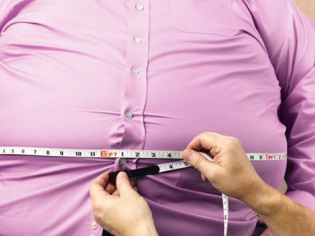 Связь деменции с ожирением уменьшается с возрастом