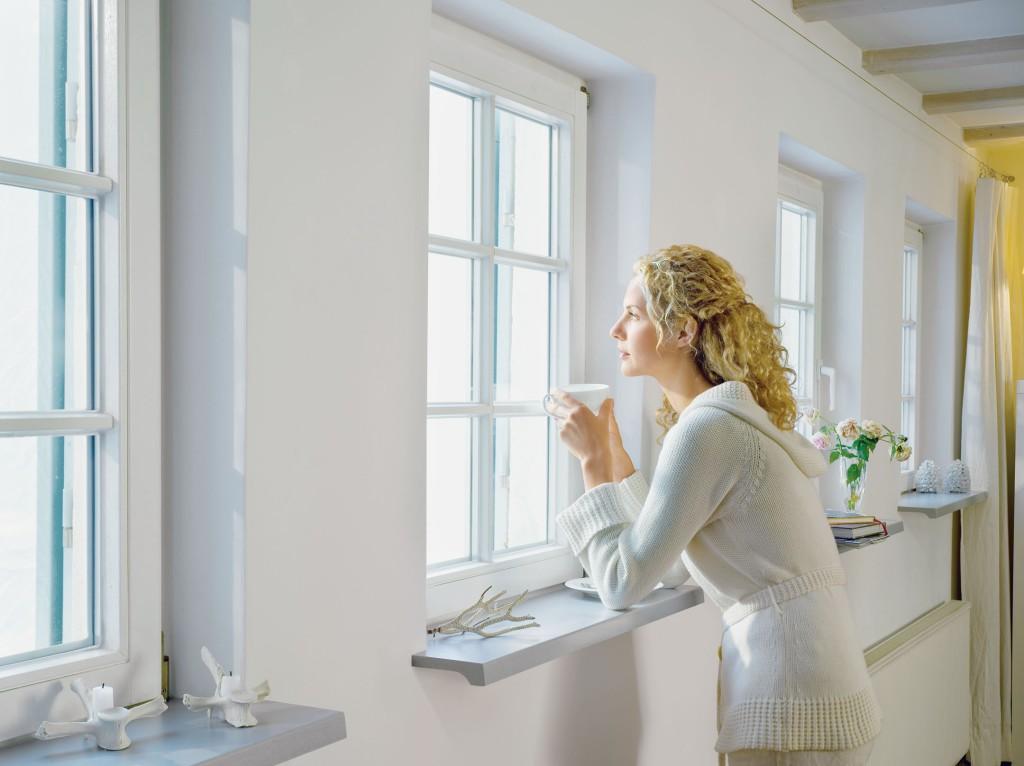 Пластиковые окна – символ благополучия и комфорта