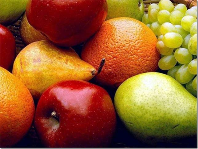 Употребление фруктов сокращает риск заболеваний сердца