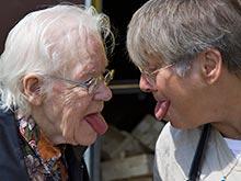 Богатый словарный запас снижает риск развития деменции