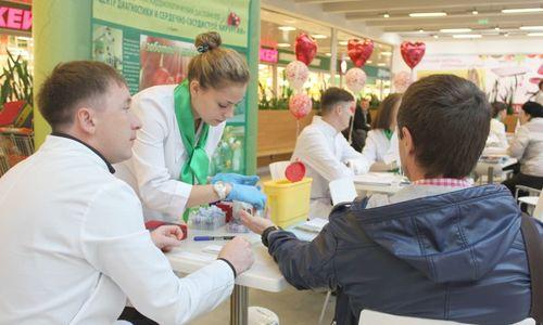 Мероприятия в рамках Всемирного дня сердца прошли в Окружном кардиодиспансере