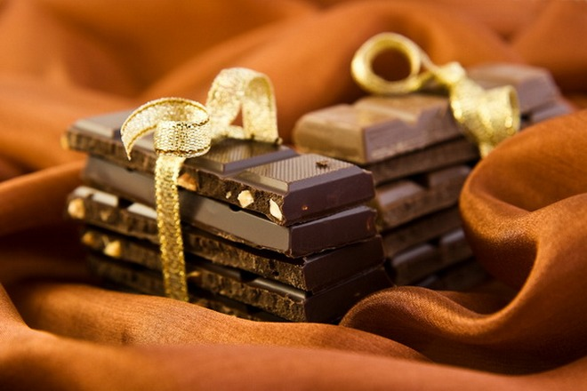 Побалуйте сердце шоколадкой: советы
