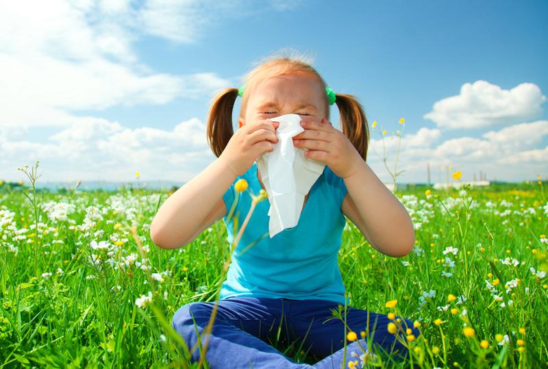 Что нужно знать о детской аллергии