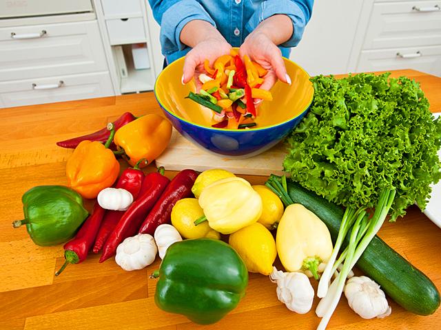 Растительная пища снижает риск заболеваний сердца и сосудов – ученые