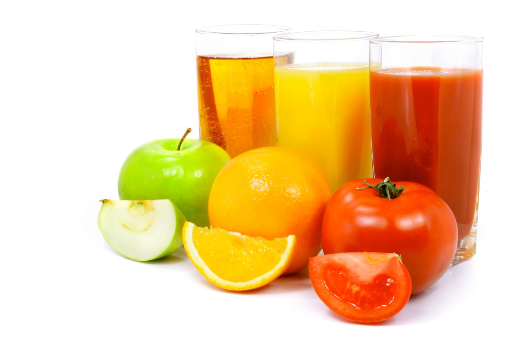 Фруктовый сок может привести к сердечным заболеваниям