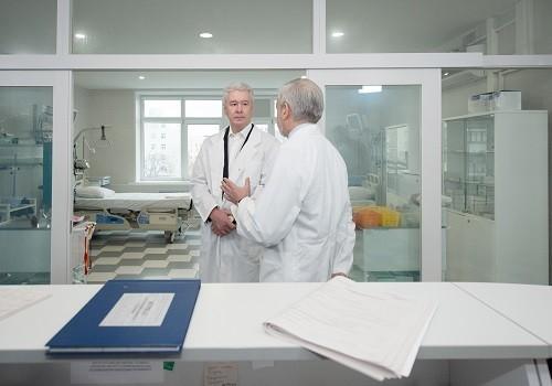 Собянин рассказал о двукратном снижении смертности от инфарктов в Москве