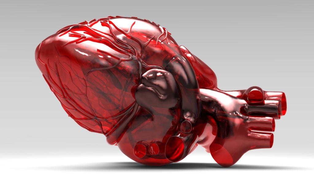 Ученые осваивают 3D-печать сердца для спасения жизней детей