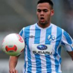 В чемпионате Германии по футболу на поле выходит игрок с дефибриллятором в груди