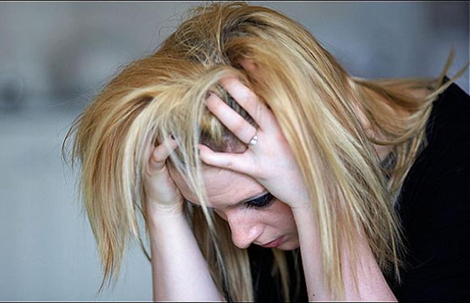 Женщины с депрессией в два раза чаще имеют сердечные приступы