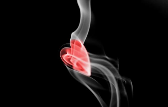 Воздействие курения на сердце