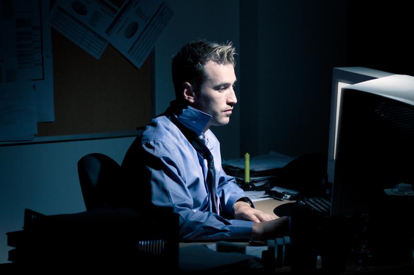 Работа по ночам вызывает болезни сердца и рак