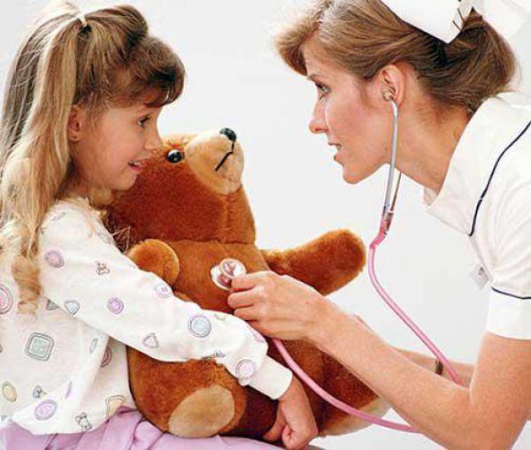 Заболевания сердца у детей