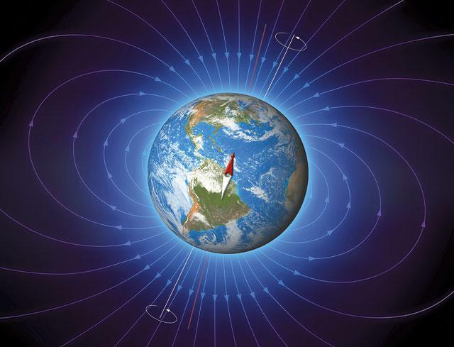 Влияние магнитного поля на человека
