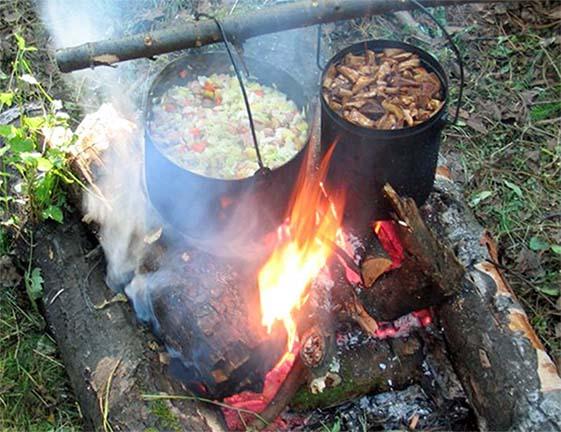 Слабоумие грозит всем, кто готовит пищу при высокой температуре