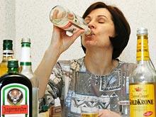 Алкоголь — основная причина инсульта у людей среднего возраста