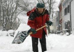 13 смертей от инфаркта за 2 дня: расчистка снега «вручную» смертельно опасна