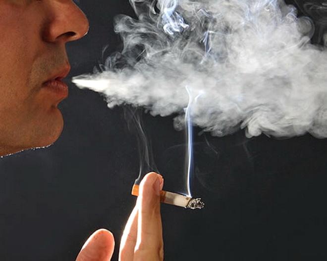 Курение уменьшает размеры коры головного мозга