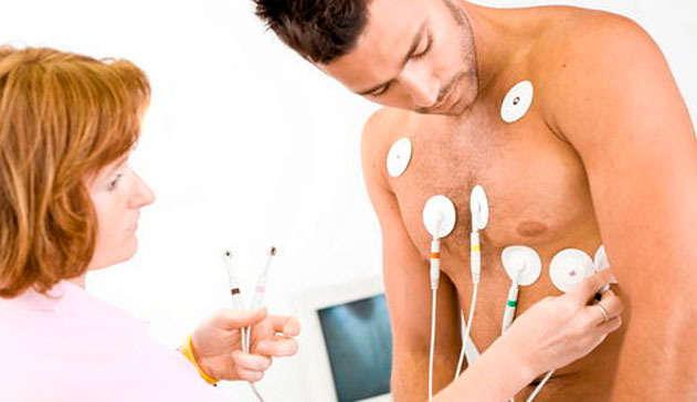 Электрокардиограмма сердца: подготовка к процедуре и ее проведение