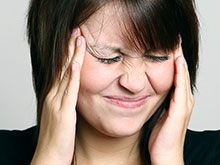 Уникальный гель поможет победить мигрень