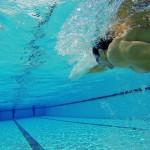 Тренировки в воде снимают остроту гипертонии