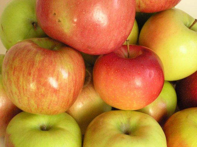 Два яблока в день спасут от инфаркта