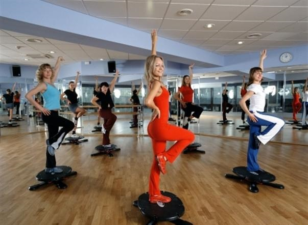 При гипертонии поможет фитнес