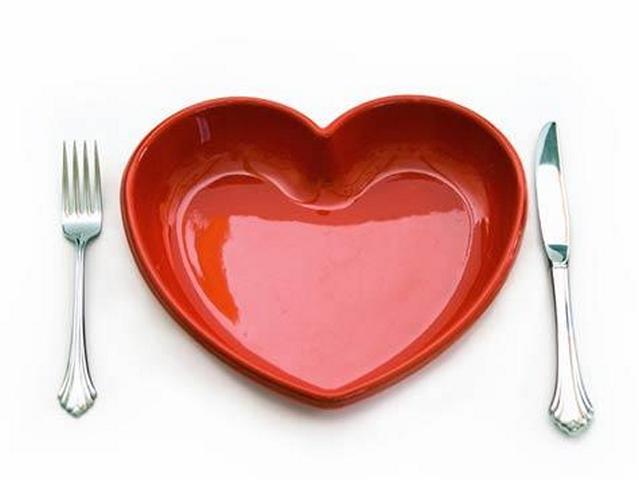 Продукты полезные для сердца и сосудов